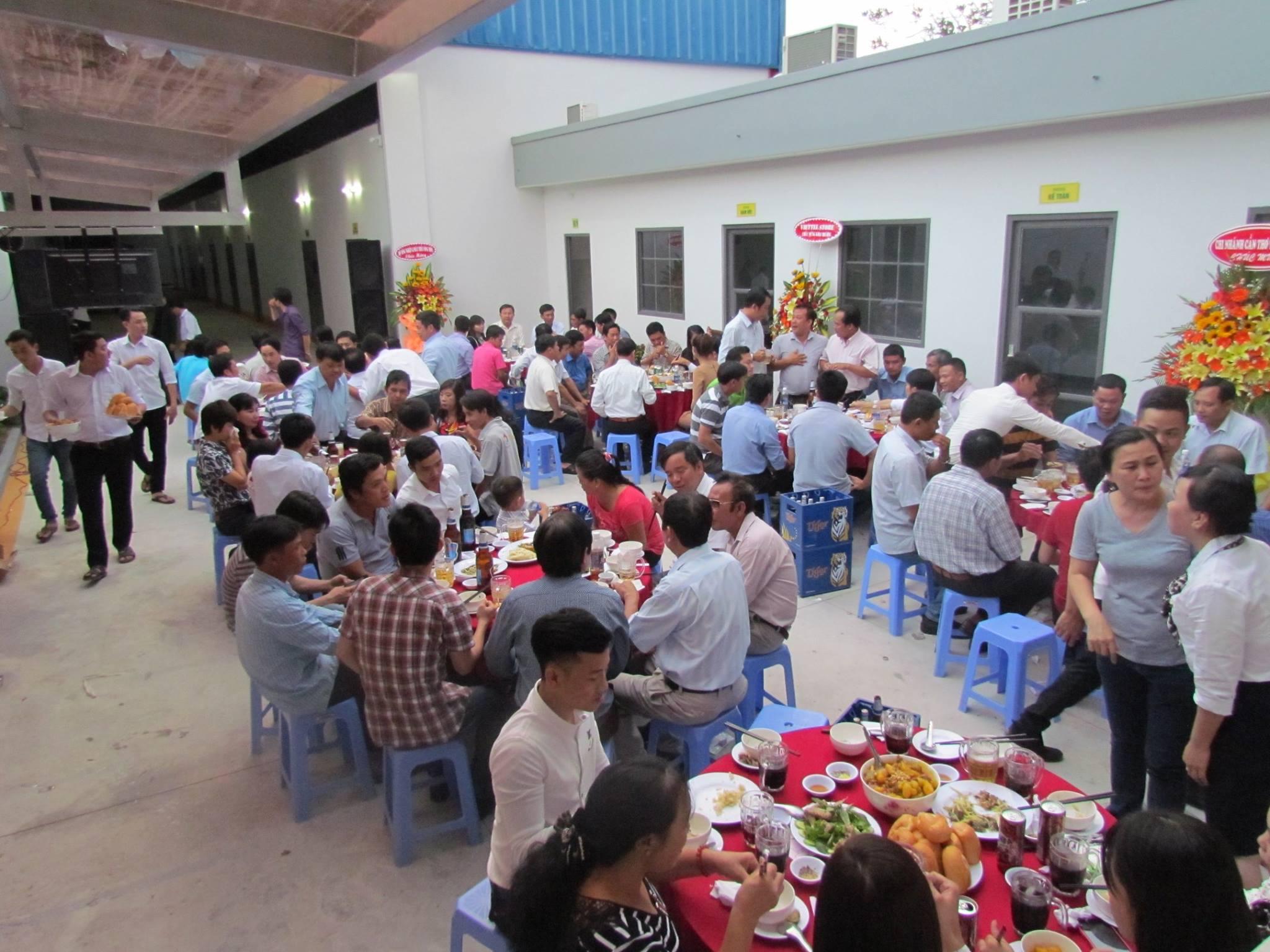 MEKONG VINA khai trương xưởng sản xuất tại Cần Thơ